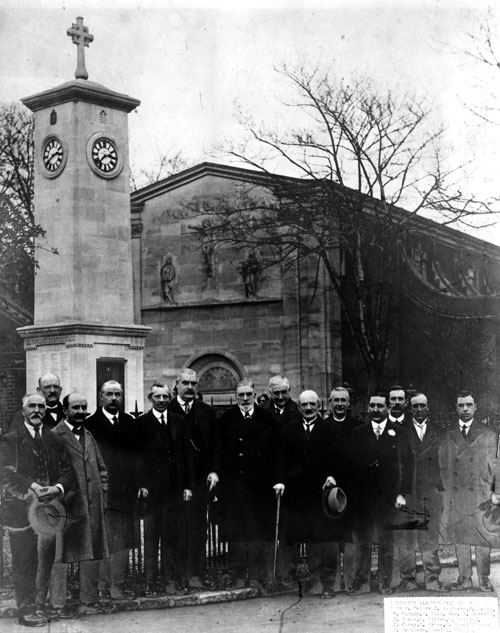 Isleworth WW1 Centenary