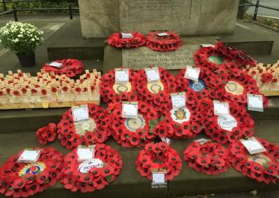 WW1 Memorial Parade Isleworth