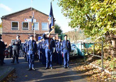 Remembrance Sunday - 13 November 2016- IWM 041