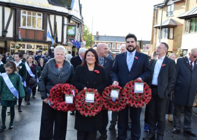 Remembrance Sunday - 13 November 2016- IWM 071