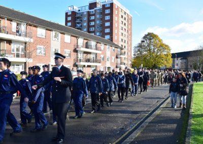 Remembrance Sunday - 13 November 2016- IWM 110
