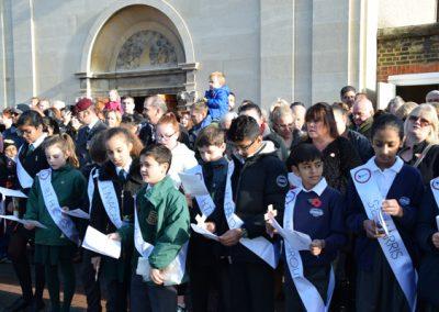 Remembrance Sunday - 13 November 2016- IWM 158