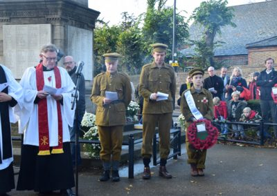 Remembrance Sunday - 13 November 2016- IWM 165