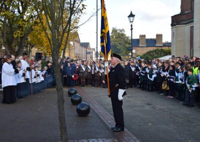 Remembrance Sunday - 13 November 2016- IWM 170