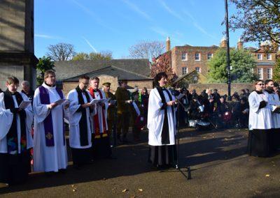 Remembrance Sunday - 13 November 2016- IWM 178