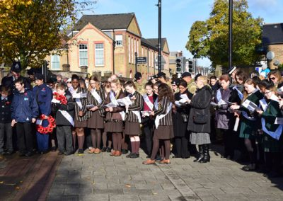 Remembrance Sunday - 13 November 2016- IWM 180