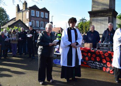 Remembrance Sunday - 13 November 2016- IWM 185