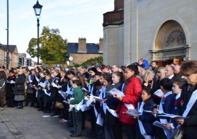 Remembrance Sunday - 13 November 2016- IWM 200