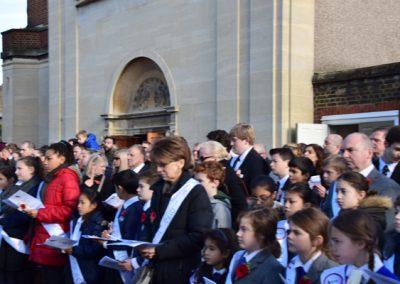 Remembrance Sunday - 13 November 2016- IWM 202