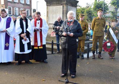 Remembrance Sunday - 13 November 2016- IWM 219