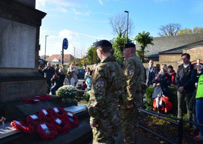 Remembrance Sunday - 13 November 2016- IWM 238