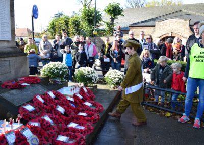 Remembrance Sunday - 13 November 2016- IWM 254