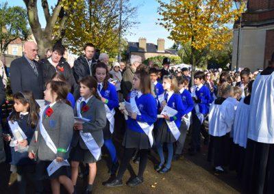 Remembrance Sunday - 13 November 2016- IWM 269