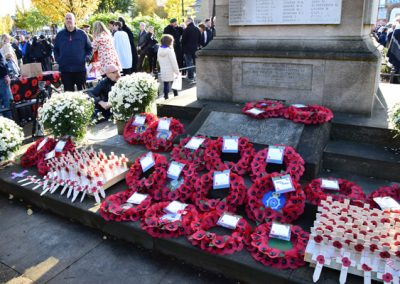 Remembrance Sunday - 13 November 2016- IWM 304
