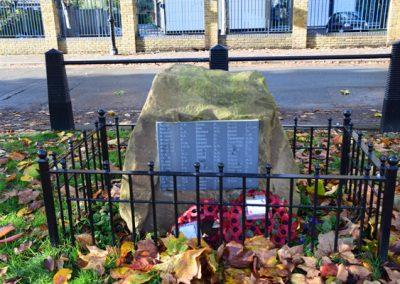 Remembrance Sunday - 13 November 2016- IWM 312