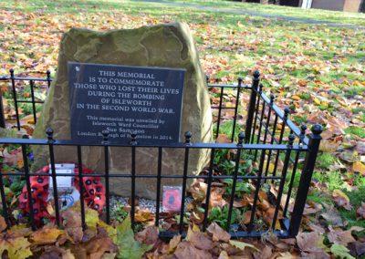 Remembrance Sunday - 13 November 2016- IWM 316