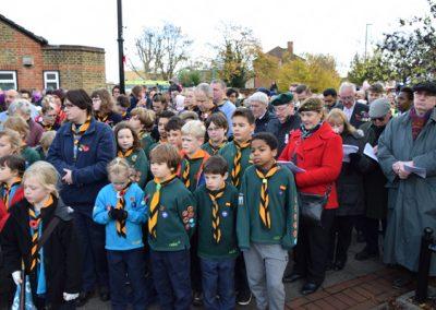 Remembrance Sunday 12 November 2017-NA (166)