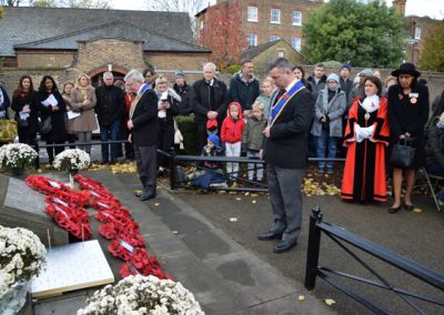 Remembrance Sunday 12 November 2017-NA (201)