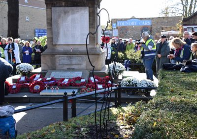 Remembrance Sunday, 11 November 2018 - Armistice Day - NA (164)
