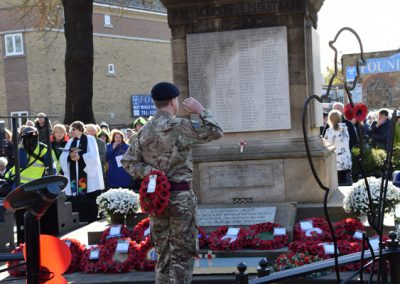 Remembrance Sunday, 11 November 2018 - Armistice Day - NA (175)