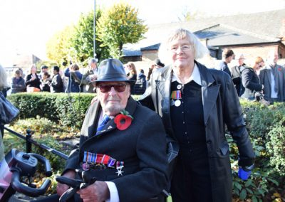 Remembrance Sunday, 11 November 2018 - Armistice Day - NA (264)